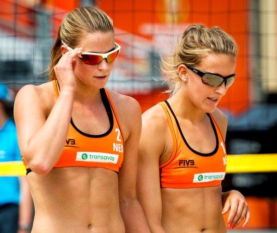 Sophie van Gestel & Jantine van der Vlist